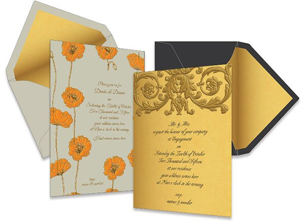 buy online engagement cards in delhi