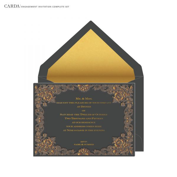 P 07 - Party Invitation Cards
